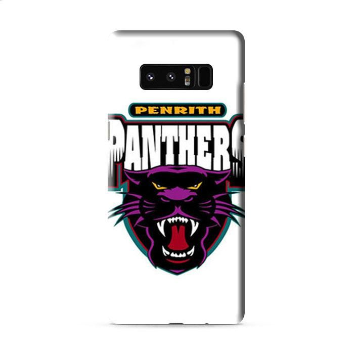 PENRITH PANTHERS Samsung Galaxy Note 8 3D Case Caseperson