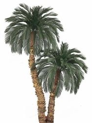 8u0027 U0026 5u0027 Outdoor Artificial Palm Trees   Non Potted