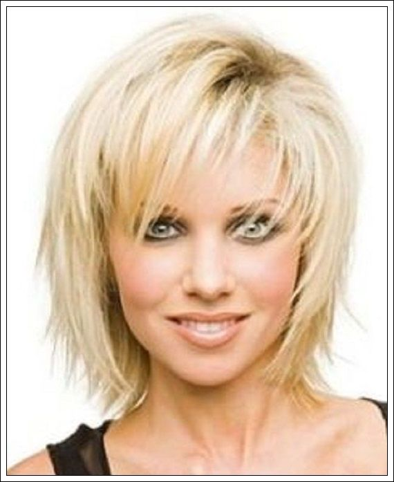 18 best Medium Length Hairstyles For Thin Hair images on Pinterest ...