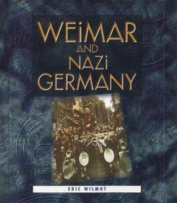 Weimar And Nazi Germany PDF
