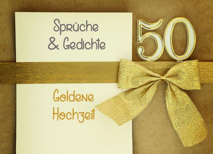 50 Jahre Verheiratet   Das Schafft Nicht Jeder! Dafür Darf Es Dann Schon  Ein Ganz Besonderer Spruch Sein. Einladungskarten OnlineEinladungskarten  Goldene ...