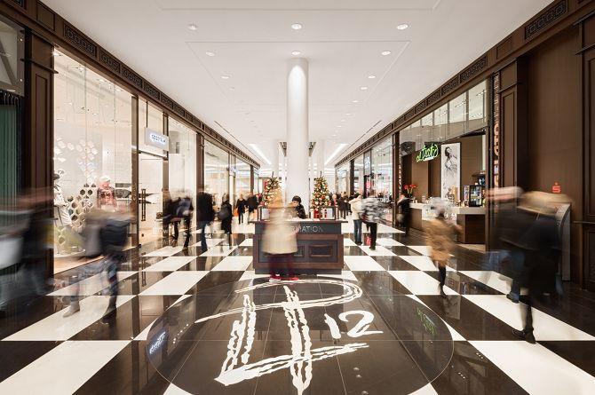 lp12 mall of berlin im advent adrian schulz architekturfotografie shopfront pinterest. Black Bedroom Furniture Sets. Home Design Ideas