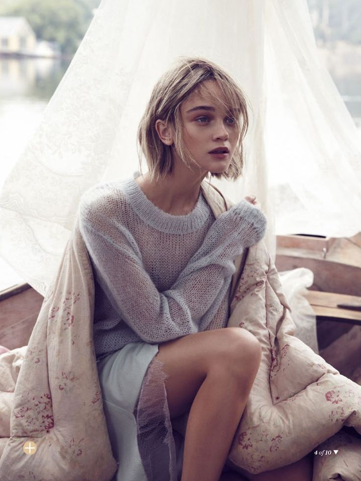 Rosie Tupper By Nicole Bentley For Marie Claire Australia May 2014