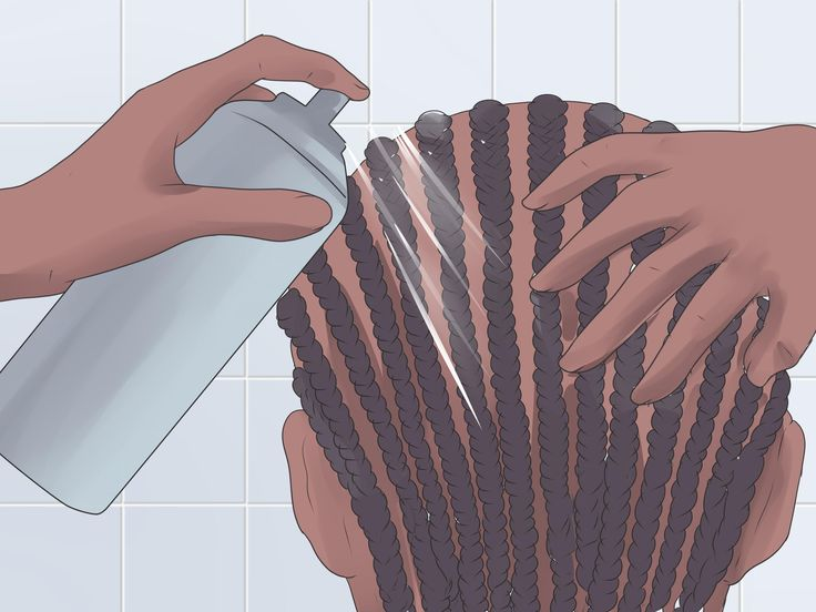 Hair styled into cornrows is a popular hairstyle in some ethnicities. This style of hair can be easy to maintain and reduces the amount of time you need to style your hair every morning. Although you may not have to wash your cornrows as...