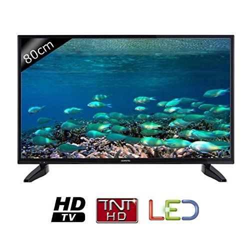 Oceanic tv 320316b3 – hd – 80cm (31,5 pouces) – led – 2 hdmi – classe a | Your #1 Source for Televisions, Audio & Video and Home Theater