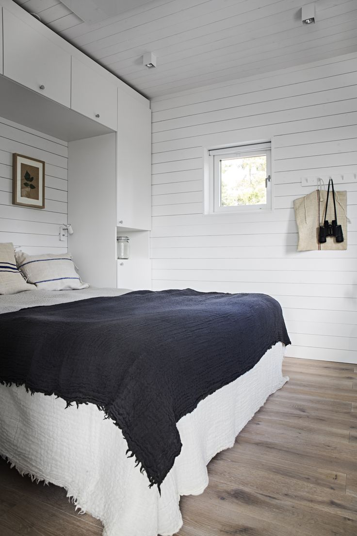 #sommarnojen #architecture #interior #bedroom #scandinavia
