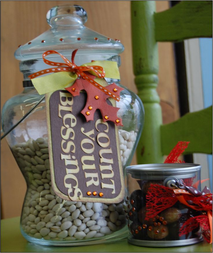 Twist on the Thanksgiving tree - can also do for Lent (one sacrifice a day)
