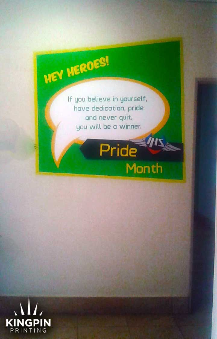 IHS Pride Month
