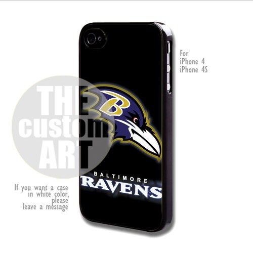 Baltimore Ravens - For iPhone 4 / 4s