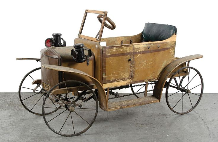 Wood Pedal Car : Images about cars pedal on pinterest s