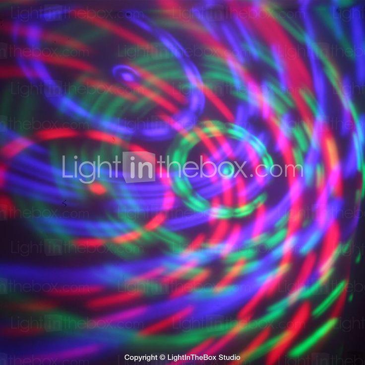 Disco light bulb