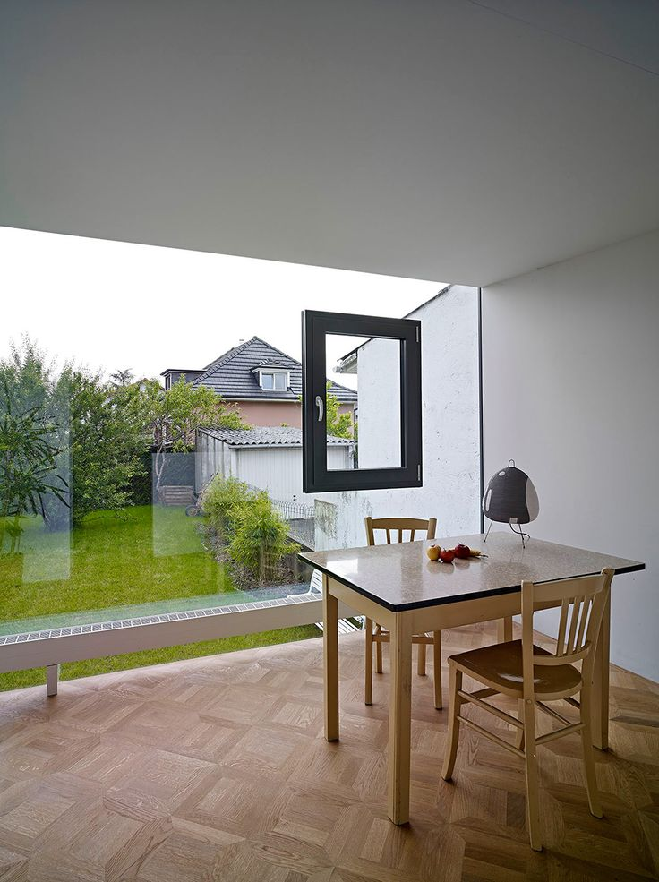project Extension C 5 Small, Yet Extremely Creative Home Extension in France by Loïc Picquet Architecte