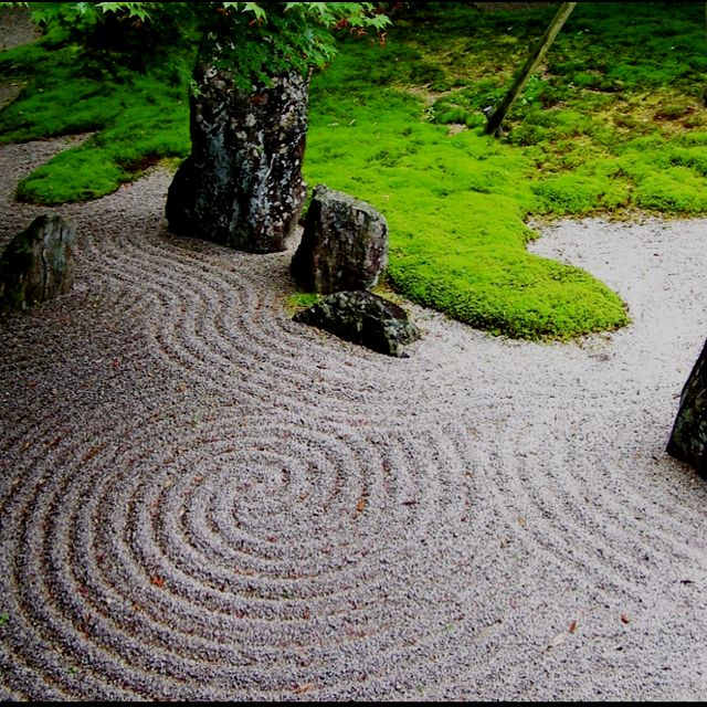 106 best My Zen Garden images on Pinterest | Miniature zen ... Mini Japanese Rock Garden