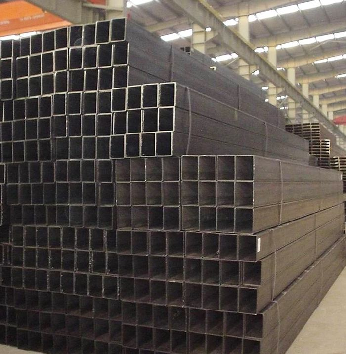 Cold Rolled Black Steel Square Tube Grade Q195 Size 25mmx25mm Wall Thickness 0 8mm Length 5 8m Shape Square Beam Ang Cold Rolled Steel Black Steel