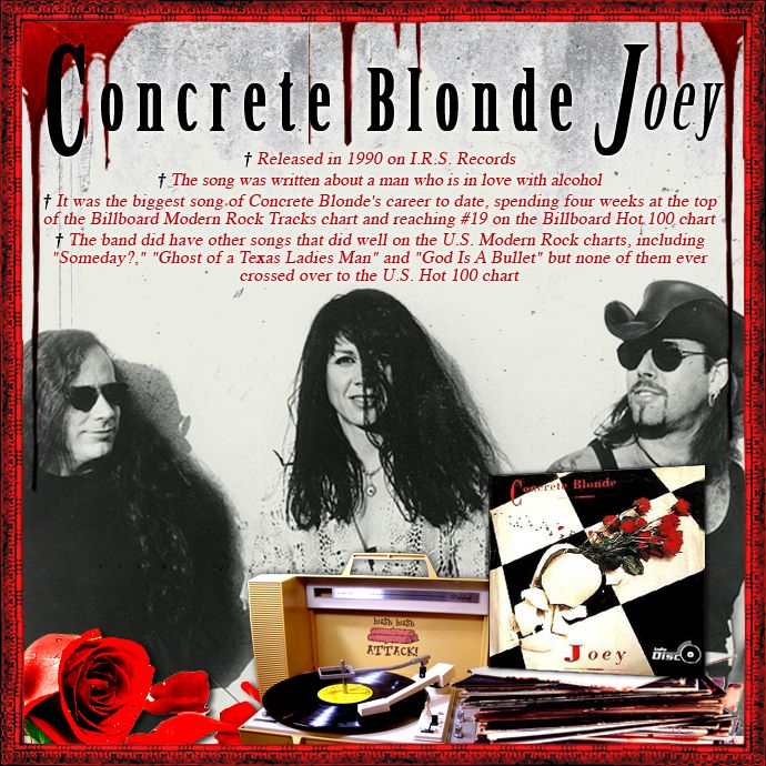 Joey By Concrete Blonde 62