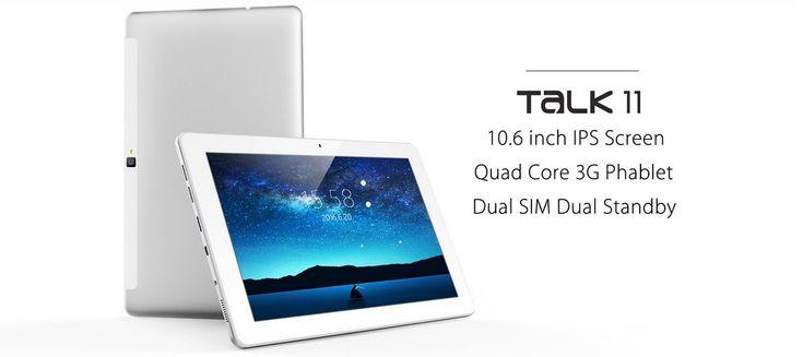 """Altijd leuk voor erbij! Een 10,6"""" Android tablet met Android 5.1 erop en ondersteuning voor 3G netwerken! Snelle Quad-Core processor en Dual Camera en 16GB opslag voor maar €84!!  Delen mag :-)  http://gadgetsfromchina.nl/10-6-android-3g-quad-core-tablet/  #Gadgets #Gadget #Tablet #China #QuadCore #3G #GadgetsFromChina #Tech"""