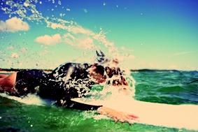 Soul Surfer # Cloudy Rhodes