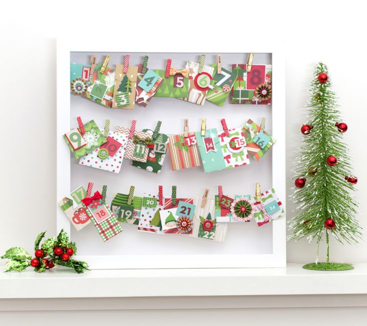 How to: Create an Advent Calendar | Studio | Bloglovin'