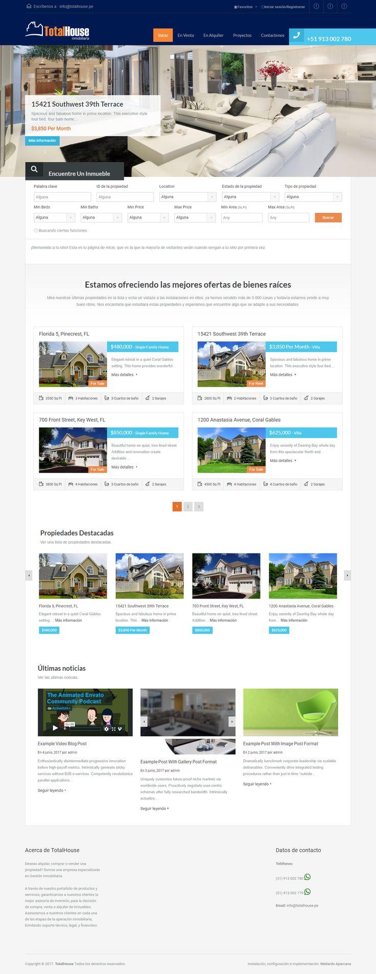Total House Inmobiliaria