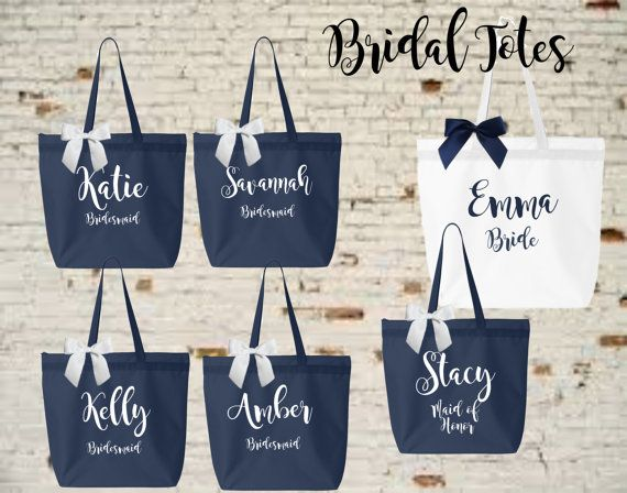 Hey, I found this really awesome Etsy listing at https://www.etsy.com/listing/458547454/bridal-totes-bridal-bags-monogrammed