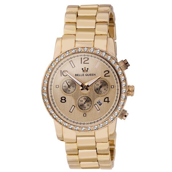 Reloj de la marca BELLE QUEEN de CRISTIAN LAY. www.cristianlay.com
