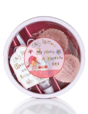 Emily Button™ Cupcake Set Product Code: T799404Z  £10.00