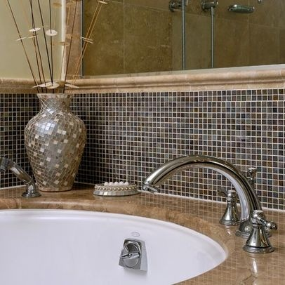 how to tile bathroom countertop 17 best images about bathroom sink tops on 23484