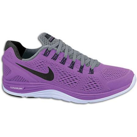 Womens Nike LunarGlide+ 4 Running I want these!