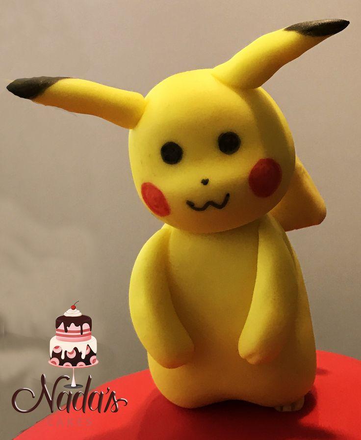 Pokemon Pikachu Topper