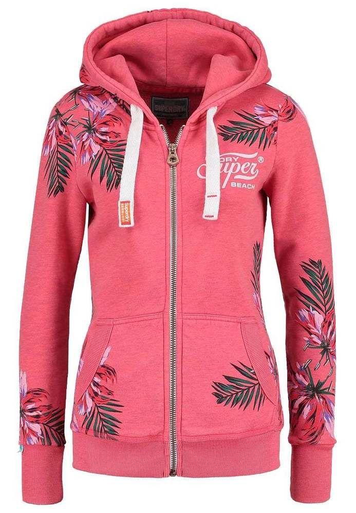 ccec5095ffd2 Superdry Damen  Sweatjacke  pink Neu  XL   Ebay Fashion   Pinterest ...