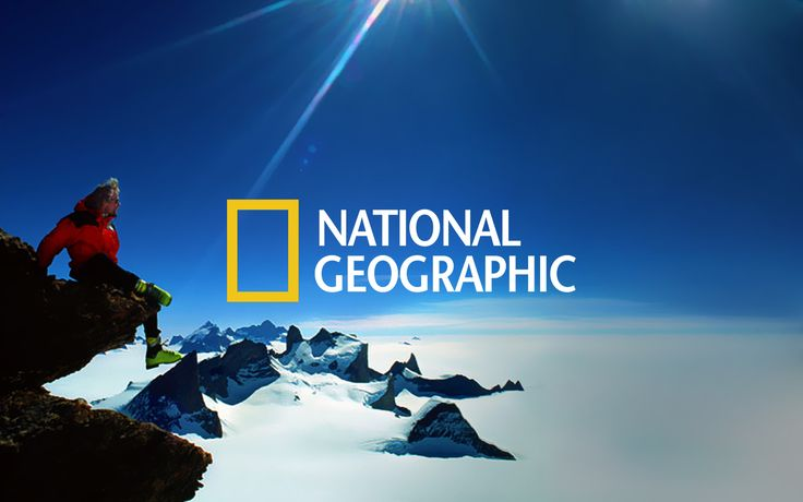 National Geographic Logo Wallpapers