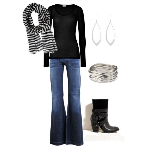 """""""Everyday Wear"""" by burrowbrat on Polyvore"""