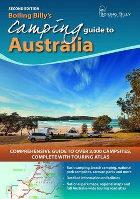 BOOK > Boiling Billy's Camping Guide to Australia