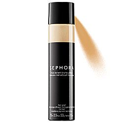 SEPHORA COLLECTION Perfection Mist Airbrush Foundation: an airbrush foundation with an ultrafine mist for flawless makeup results at home. #Sephora