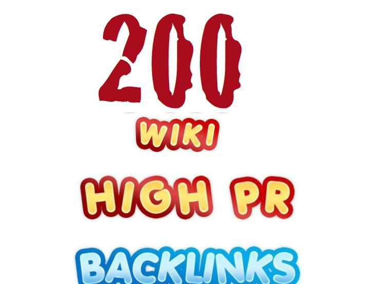 marketerseo: create up to 200+ WIKI links pointing to your website and ping them all for $5, on fiverr.com