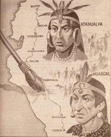 A civilização Inca foi o resultado de culturas andinas pré-colombianas e que existiu na América Latina desde 1200 até a invasão dos conquistadores espanhóis e a execução do último imperador, Atahu…