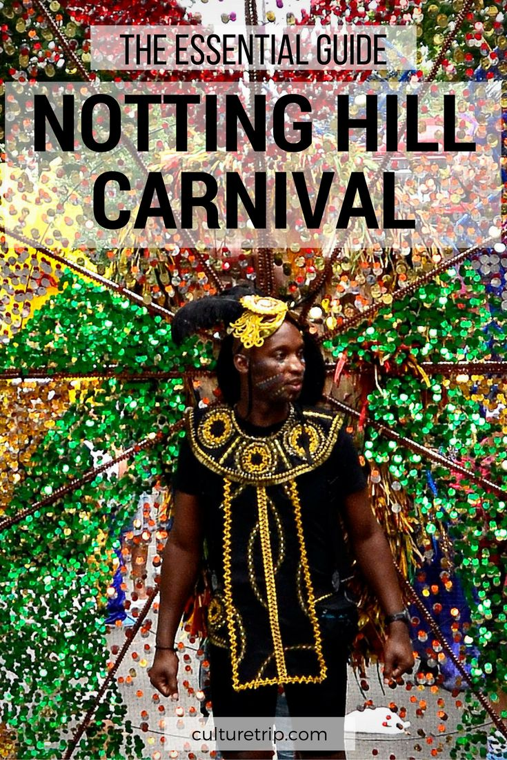 The Essential Guide To Notting Hill Carnival 2016 // © Valters Krontals // Creative Commons