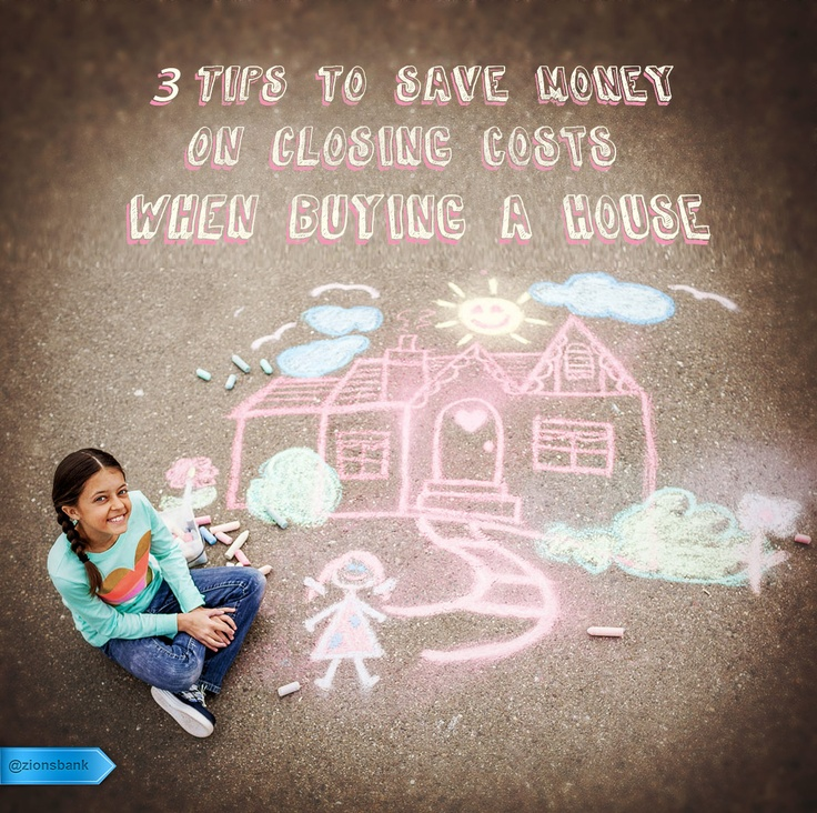 Buying a house can be expensive. Read these 3 tips to see how you could save money on closing costs.