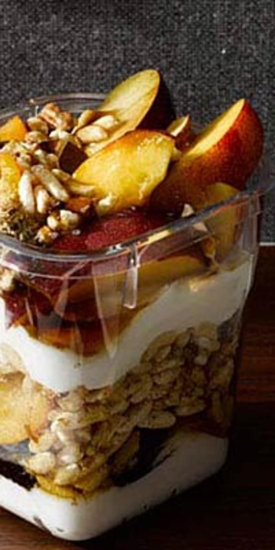 How to Make Greek Yogurt Fruit Parfait