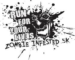 Run For Your Lives! Zombie 5K 2013