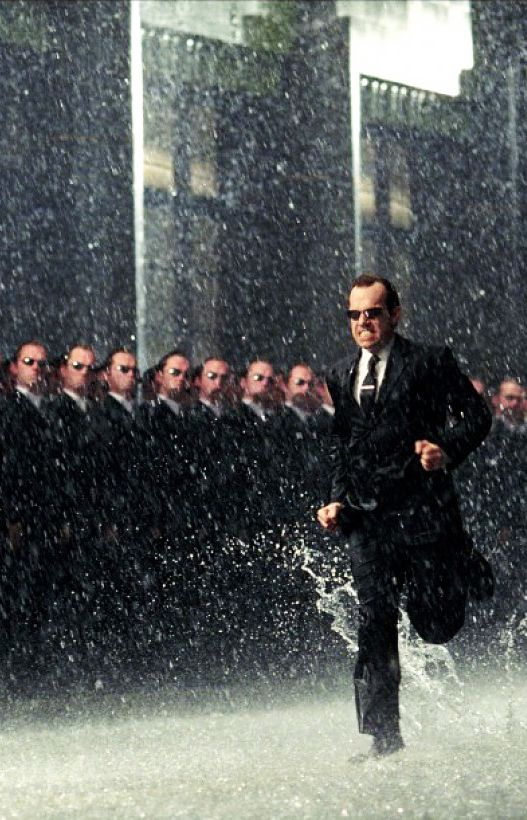 THE MATRIX REVOLUTION