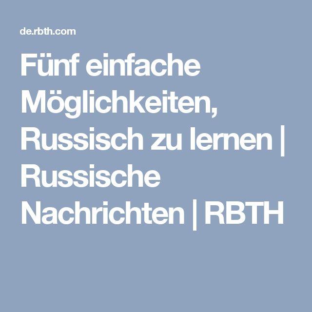 Die besten 25+ Russisch deutsch Ideen auf Pinterest Übersetzung