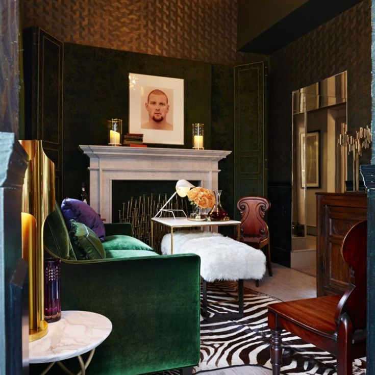 Attractive New York Interior Designer Patrick J. Hamilton Talks About Interior Design  And Decorating, Small Space Solutions, And Industry Events.