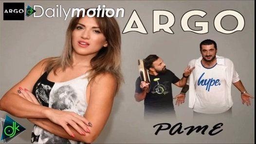 Μετά από το ''Utopian Land'' οι Argo επέστρεψαν με νέο κομμάτι! Τίτλος του νέου τους τραγουδιού ''Πάμε'' σε μουσική και στίχους των Europond. Το ''Πάμε'' είναι ένα καλοκαιρινό χορευτικό ποπ κομμάτι πολύ διαφορετικό από το τραγούδι που μας εκπροσώπησε στην Eurovision χωρίς όμως να λείπει το ποντιακό στοιχείο.