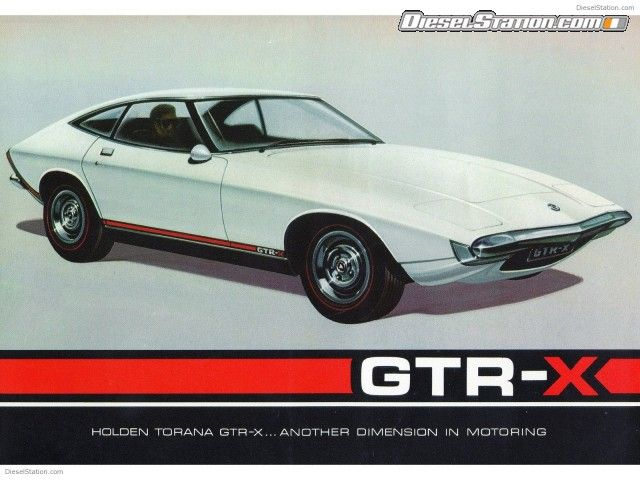 Holden GTR X Concept 1970 Picture #14