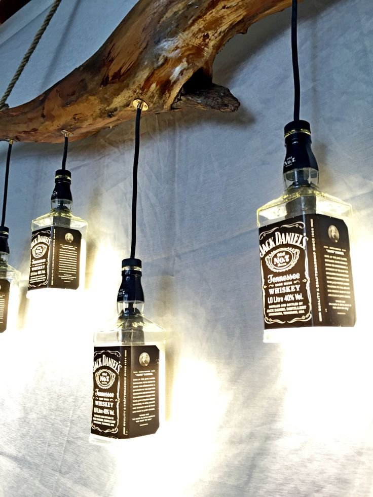 Driftwood ceiling lamp by HolzDinge on Etsy