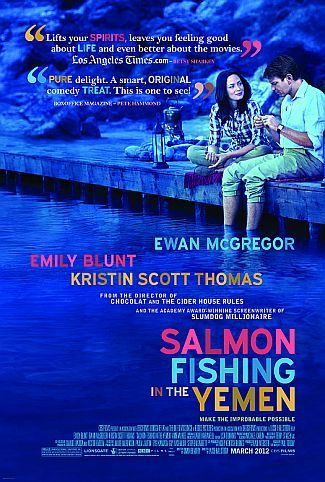 Salmon Fishing In Yemen: Film, Salmon Fishing, Watch, Movies, Emily Blunt, Book, Yemen 2011, Favorite Movie, Ewan Mcgregor