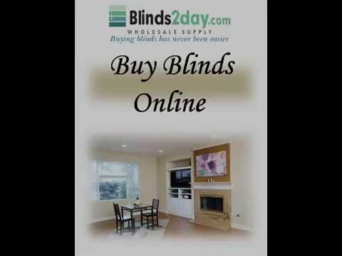 Window blinds come in a large variety of sizes and colors and give a clean uncluttered look to a conservatory. In order to Buy Blinds Online, Visit: http://www.blinds2day.com/