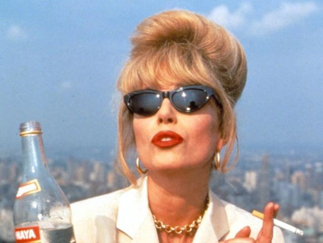 I got: Patsy! Which Ab Fab Character is your spirit animal