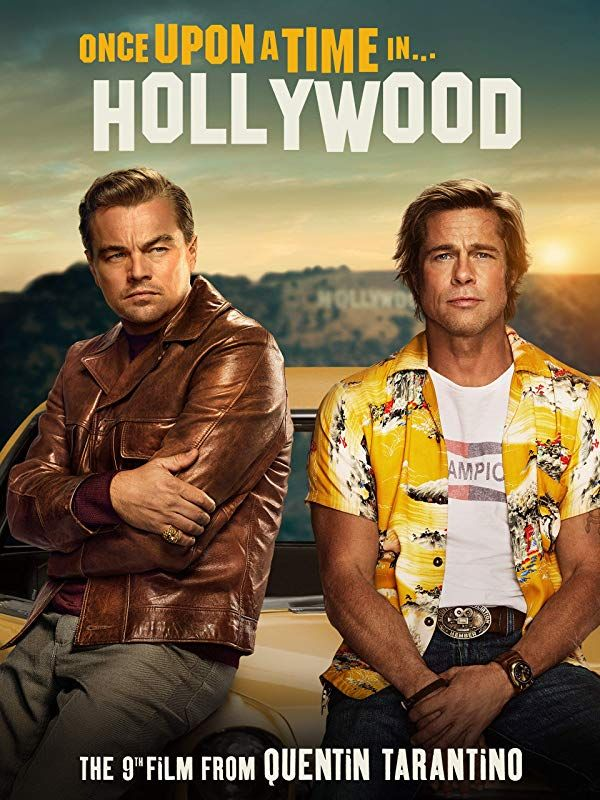 Watch Once Upon A Time In Hollywood Ultra Hd Prime Video Brad Pitt Quentin Tarantino Leonardo Dicaprio